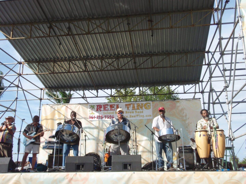 Reelting Steel Drum Band